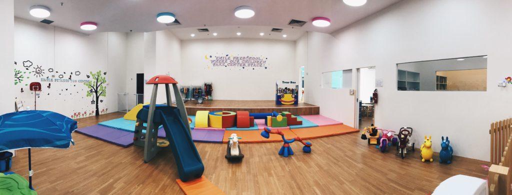 Emile Preschool Stage