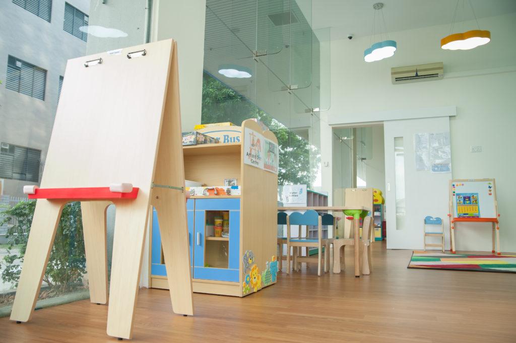Emile Preschool Classroom