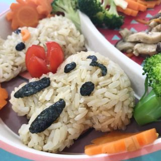 Kids-Friendly Organic Meals