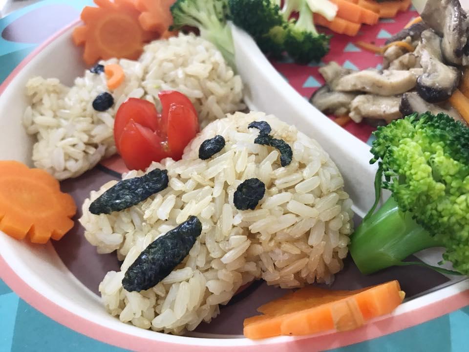 Kids-Friendly Organic Meals