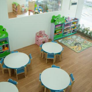 Emile Preschool Class Room